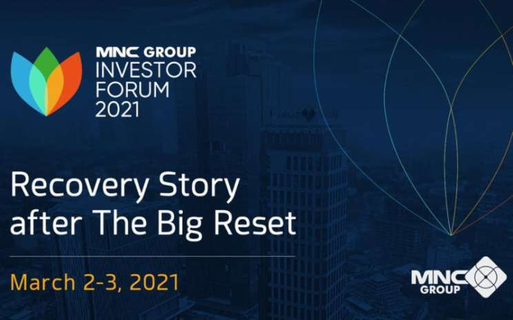 MNC Group Investor Forum 2021.