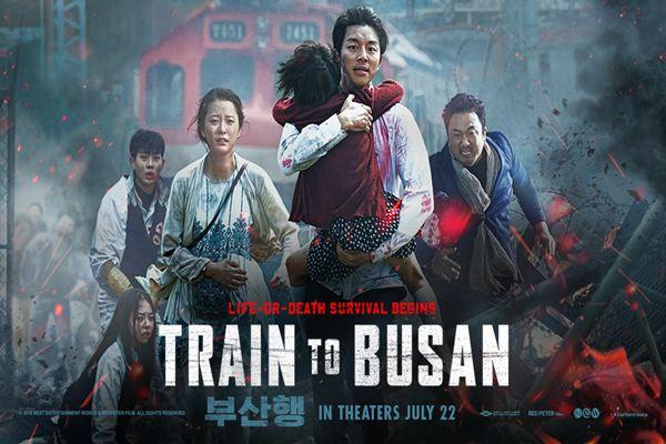 Film Box Office Korea Selatan Train to Busan