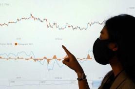 IHSG Menanjak, Investor Asing Pilih Saham BBRI, KLBF,…