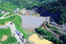 Bendungan Tapin Dukung Ketahanan Air Nasional