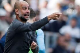 Jadwal Liga Inggris : Arsenal vs ManCity, Derby Liverpool…