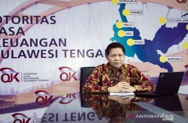 Kinerja Perbankan Sulteng Tetap Positif di Tengah Pandemi, Aset Tumbuh 6,6 Persen