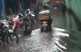 Hujan Lima Jam Picu Banjir di Bekasi, Air Masuk Rumah Warga