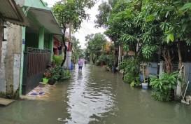Banjir di Tangerang, Air Meninggi Bikin Akses Lumpuh