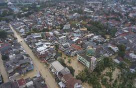 Banjir di Bekasi, Air Meraja di 76 Titik