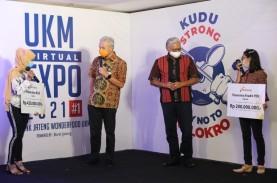 Peningkatan Skala Bisnis UMKM, Ganjar Pranowo: Mereka…