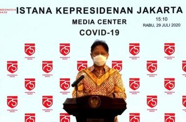 PPKM Fokus Cegah Penyebaran Covid-19, Menkes: Biaya RS Mahal!
