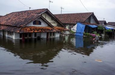 Banjir di Pekalongan Meluas, 17 Kelurahan Terimbas