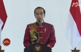 Imlek Nasional 2021, Jokowi Minta Pengusaha Aktif Dorong Hal Ini