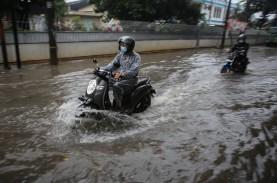 Sembilan Kecamatan di Kota Tangerang Terdampak Banjir