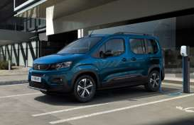 Peugeot e-Rifter Baru Siap Listrik Penuh