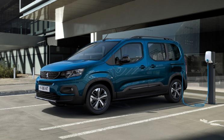 Peugeot e-Rifter.  - Peugeot