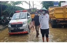 Banjir Tangerang, 1.520 Rumah di Griya Pinang Terendam
