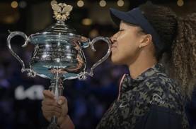 Naomi Osaka Dua Kali Juara Australia Terbuka, Sikat…