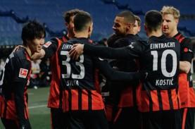 Bayern Munchen Digasak Frankfurt, Masih Aman Pimpin…