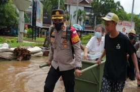 INFO BANJIR JAKARTA: Cipinang Hulu siaga III