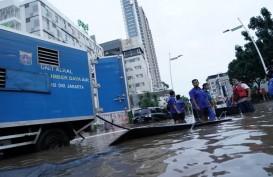 Banjir Jakarta: Singgung Depok, Anies Pastikan Jalan Ibu Kota Kembali Normal