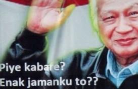 Indonesia Menuju Masa Orba? Mantan Pimpinan KPK Sebut 3 Indikasi