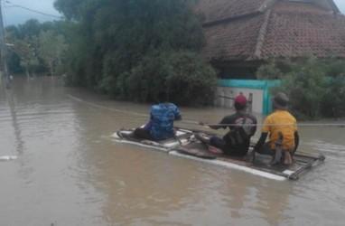 Tanggul Citarum Jebol, Empat Desa di Kabupaten Bekasi Diterjang Banjir