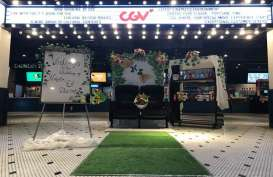 Sambut 'Stand by Me Doraemon 2', CGV Pasang Pelaminan di Lobi Bioskop