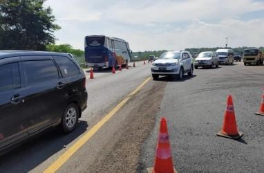 Jalan Amblas Tol Cipali Sudah Bisa Dilintasi Berkat Detour Widening