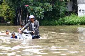 Karawang Kembali Dikepung Banjir