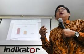 Survei Indikator: 53,7 Persen Masyarakat Sebut Ekonomi Indonesia Buruk