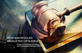 49 Peraturan Pelaksana UU Cipta Kerja Resmi Diundangkan, Ini Daftarnya
