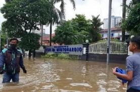 Astaga, 15 Kecamatan di Karawang Kena Banjir, Hingga…