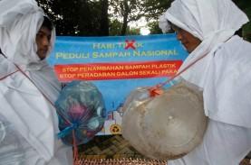 Hari Peduli Sampah Nasional, Aktivis Soroti Galon…