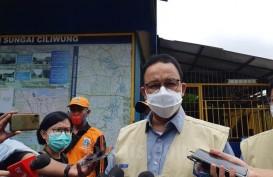 Banjir Jakarta, Anies: Sudah Surut 100 Persen!
