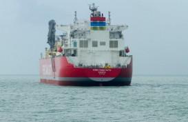 Kapal Pendukung PLTGU Cilamaya Telah Bersandar di Pelabuhan Patimban