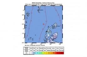Tobelo, Maluku Utara, Digoyang Gempa