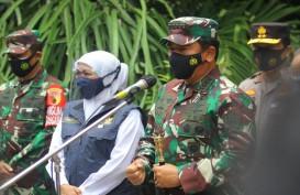 Corona di Jawa Timur, Gubernur Jelaskan Perkembangan Zona Merah