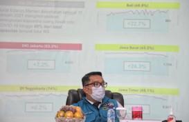 Ridwan Kamil Perbaiki Strategi Vaksin Usai Muncul Survei Indikator Politik