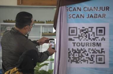 Dorong Pariwisata, Ridwan Kamil Launching Scan Jabar Scan Cianjur