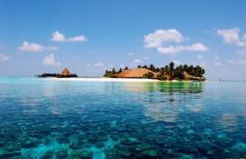 Awal Tahun 2021, Maldives Kebanjiran Lebih dari 100.000 Pengunjung