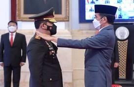 Sentimen Pilpres 2019 Masih Warnai Kepuasan pada Kinerja Presiden Jokowi