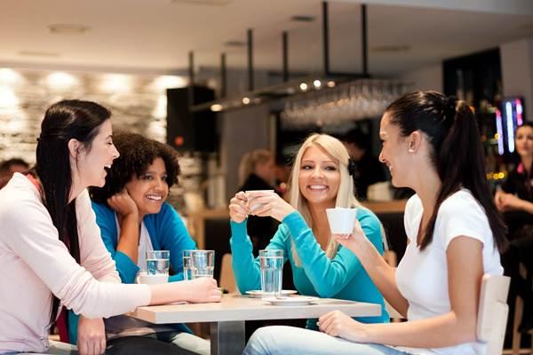 Ilustrasi persahabatan perempuan - Istimewa