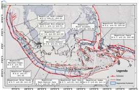 Segmen Megathrust Enggano Sudah Digoyang 95 Gempa, Ini Dampaknya