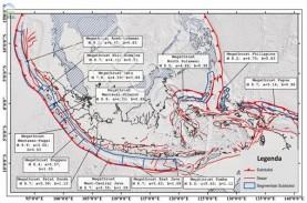 Segmen Megathrust Enggano Sudah Digoyang 95 Gempa,…