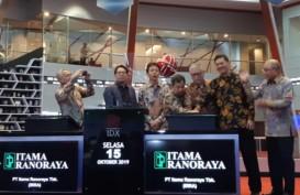 Itama Ranoraya (IRRA) Agresif, Saham Treasury Bisa Dilepas untuk Ekspansi