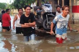 Banjir Masih Rendam Bekasi, Ketinggian Hingga 2,5…