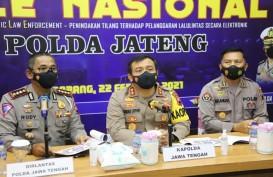 27 Kamera Bidik Pelanggar Lalu Lintas di Jawa Tengah