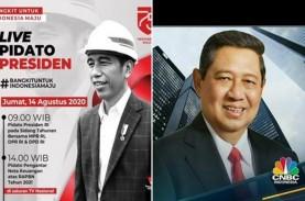 Beda  'Peruntungan'  Trah Politik Jokowi & SBY