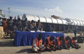 Pencurian di Selat Singapura,TNI AL: Bukan Perompakan