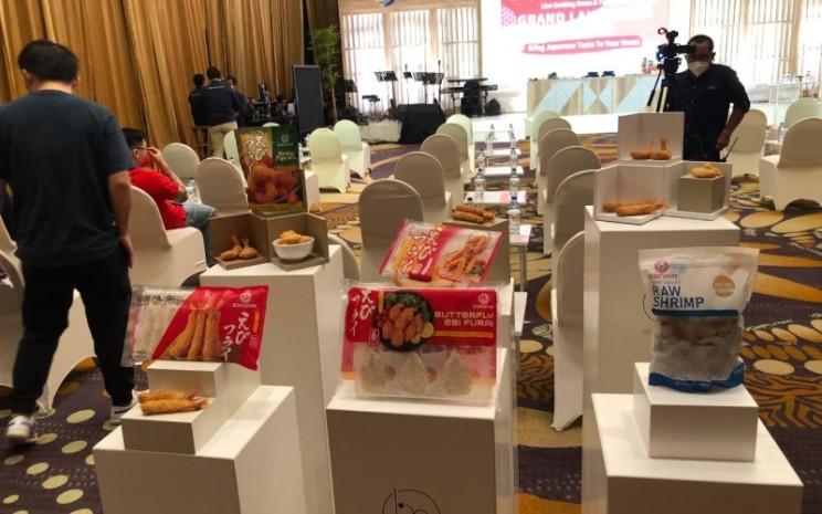 Grand launching Ebinoya, salah satu brand milik PT Panca Mitra Multiperdana Tbk (PMMP) - Istimewa