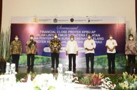 Bank Syariah Indonesia Pimpin Sindikasi Infrastruktur…