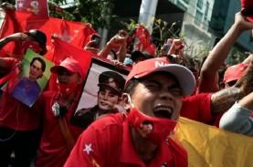 Abaikan Ancaman Militer, Unjuk Rasa di Myanmar Kian…