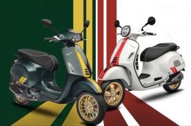 Piaggio Pimpin Pasar Roda Dua di Eropa, Lincah di…